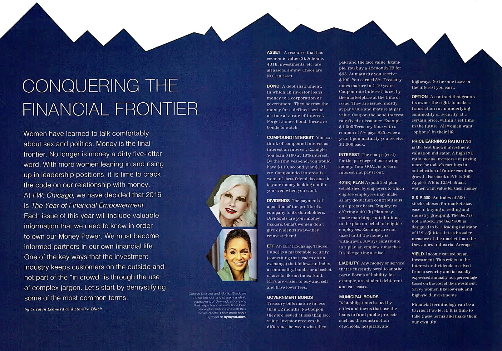 Conquering The Financial Frontier_ FW Chicago_ 2016