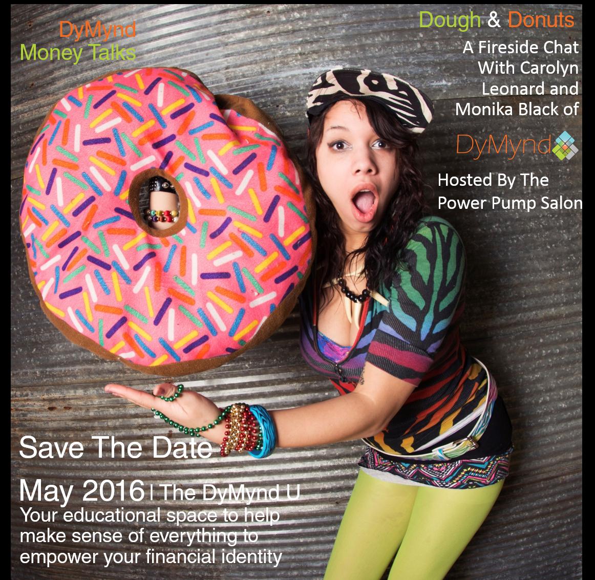smart money talk | dough & donuts - dymynd